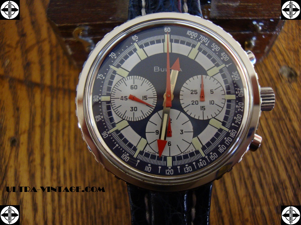 Bulova Stars & Stripes Chronograph