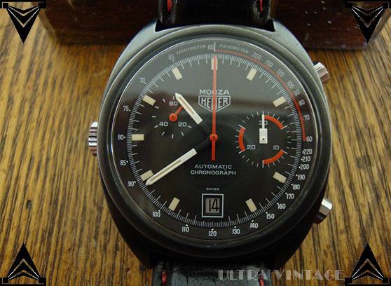 Heuer Monza Automatic Chronograph