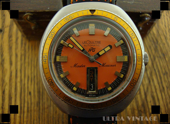 Lecoultre Master Mariner HPG Automatic