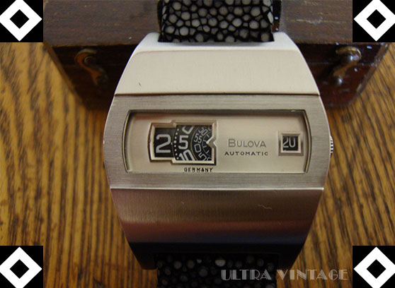Bulova Direct Read