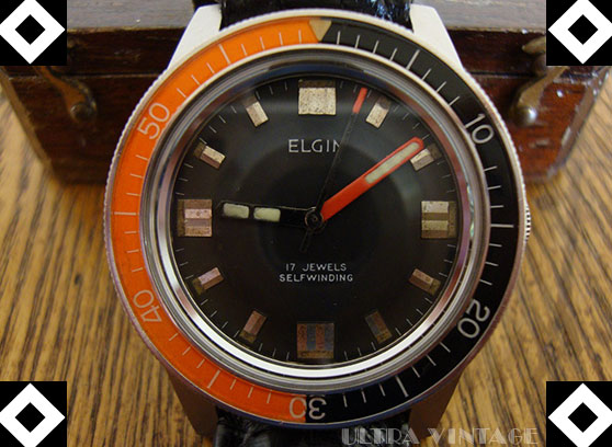 Elgin Dive Watch