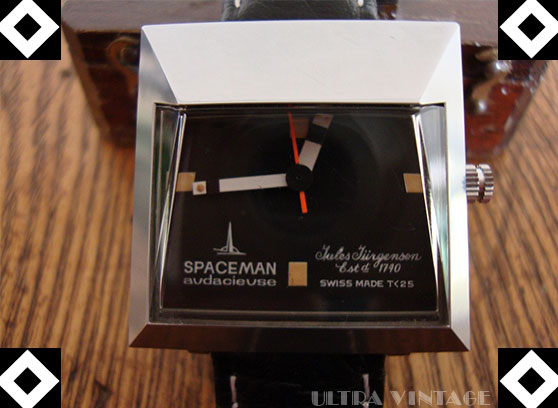 Jules Jurgenson Spaceman Watch