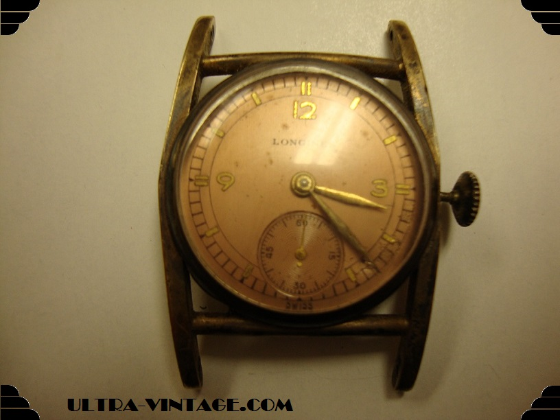 Longines Dress Watch Before