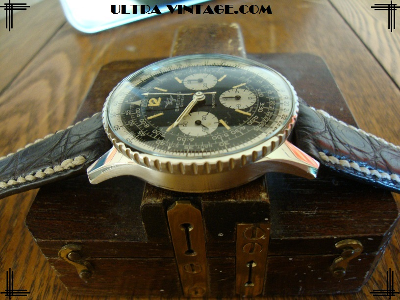 Breitling Navitimer 806 After Side B