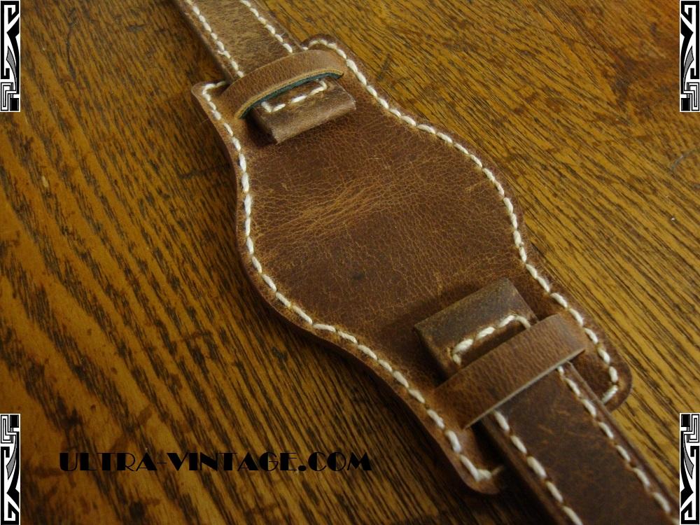 Dassari Bund Strap Re-Stitched Pad
