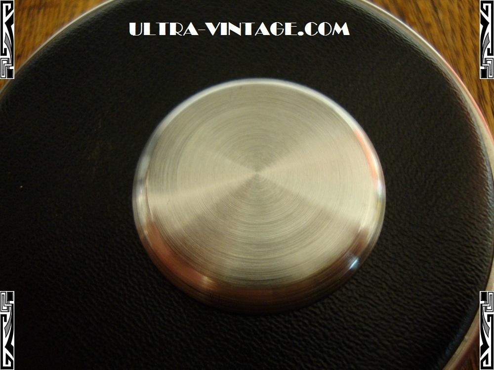1940's Bulova Chronograph Case back