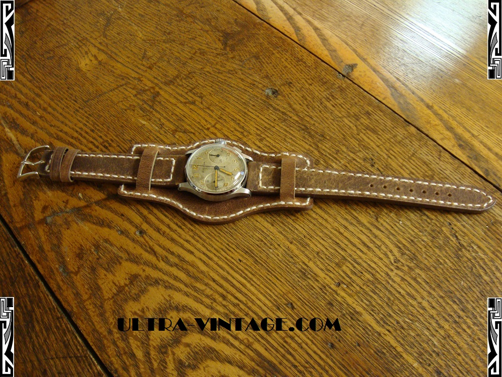40's Bulova Chronograph Overview