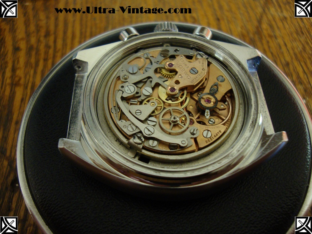 Omega Speedmaster Caliber 861 Movement