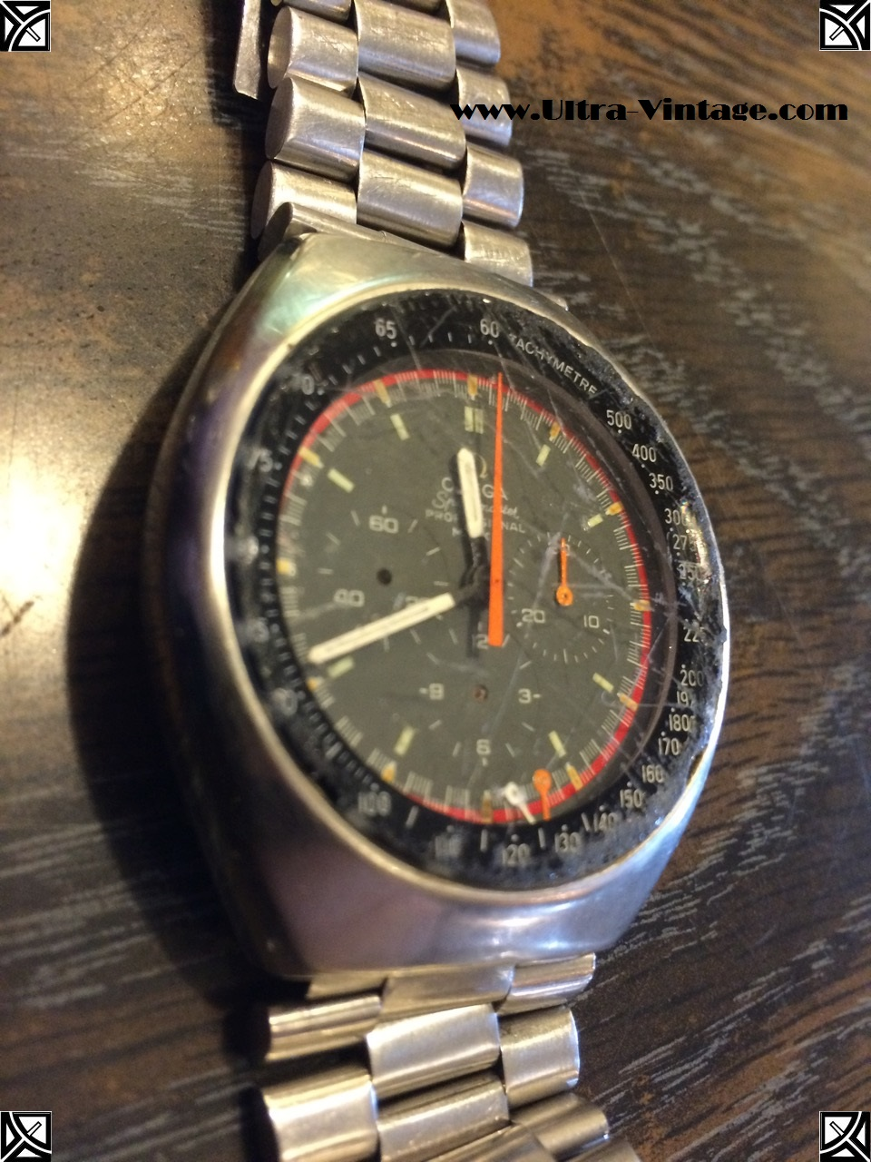 Omega Speedmaster Before 1