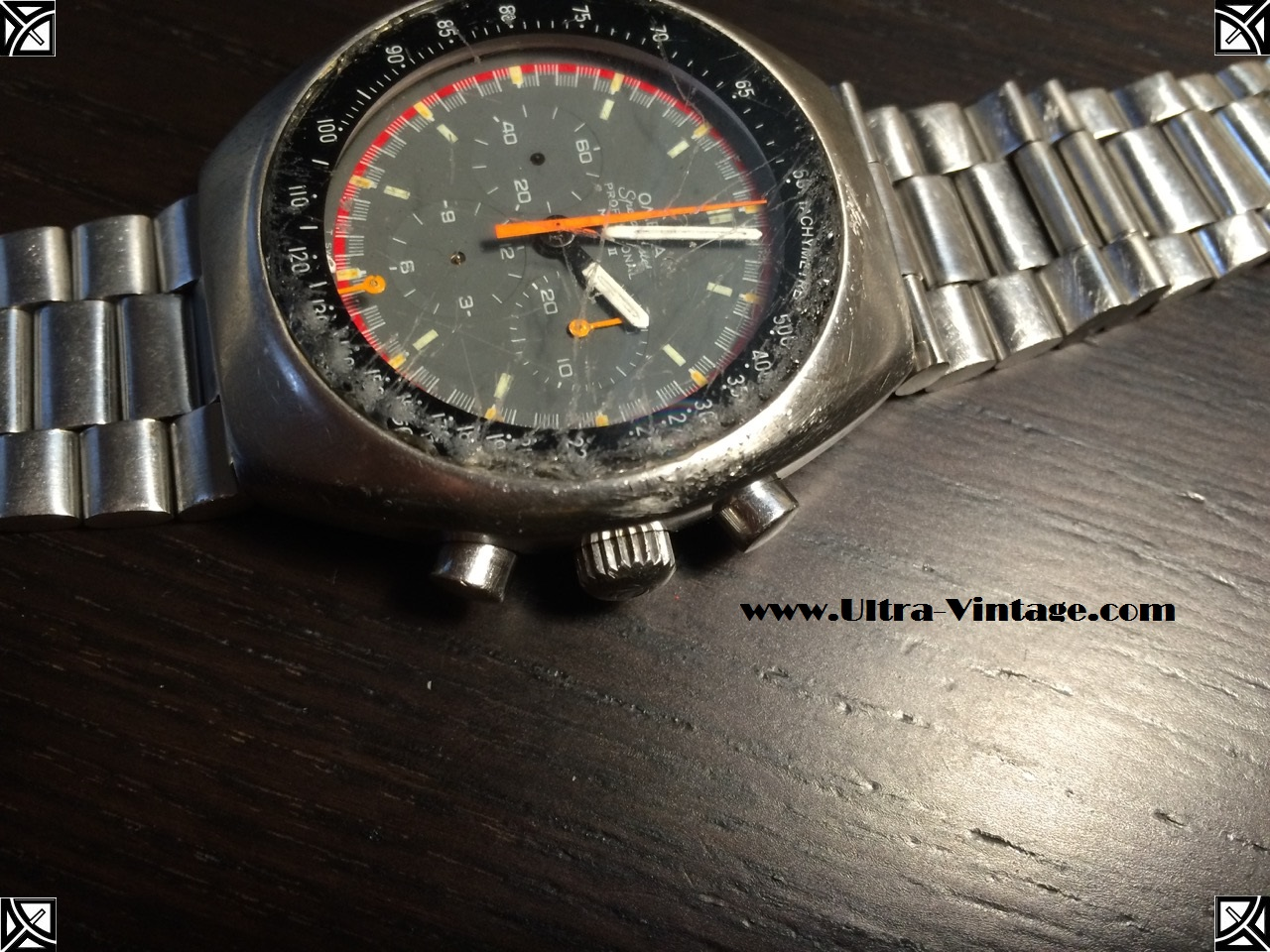 Omega Speedmaster Professional Before 2