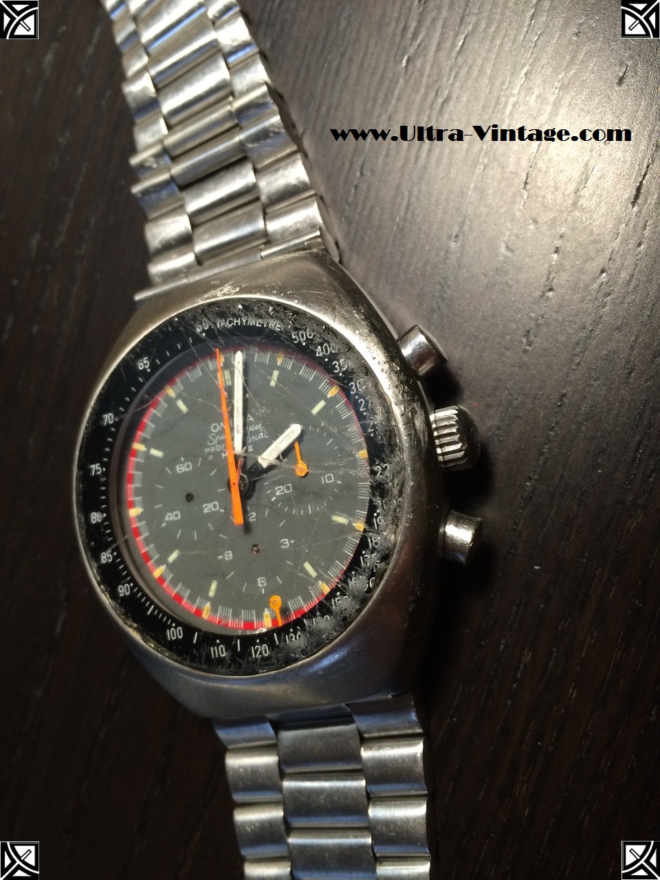Omega Speedmaster Professional Before 4