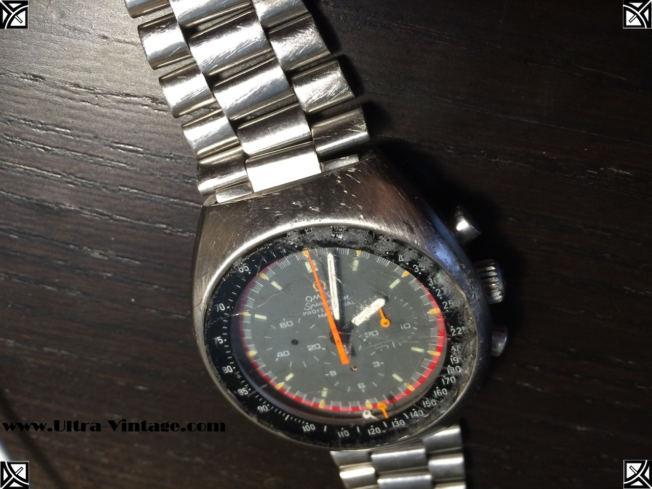 Omega Speedmaster Mark II Before 5